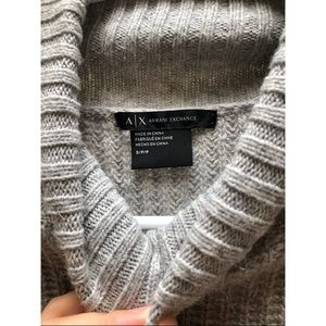 NEW!! Armani Exchange Turtleneck Sweater